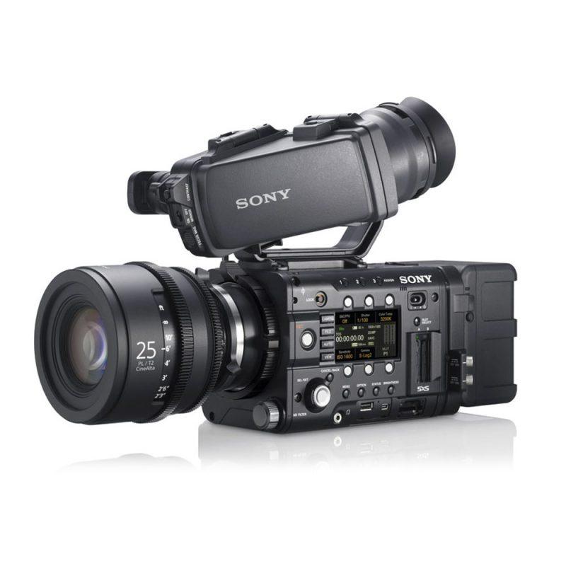 Câmera PMW-F55