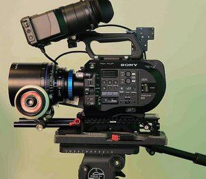 Câmera Sony PXW-FS7 II Specs