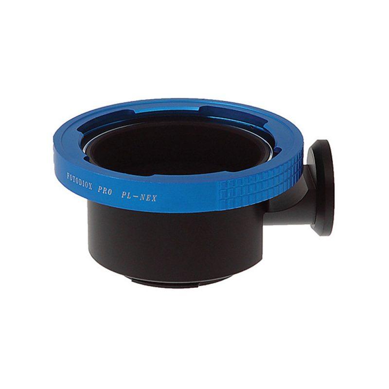 Adpatador Fotodiox de lente PL para Lente E-mount