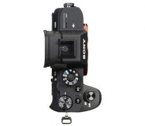 Câmera Sony ILCE 7SM2 A7SLL + Adaptador de Cabo