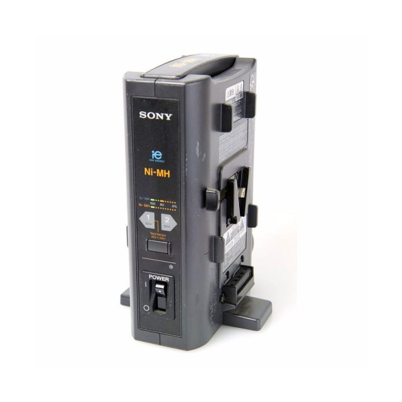 Carregador Duplo Sony BC-M50