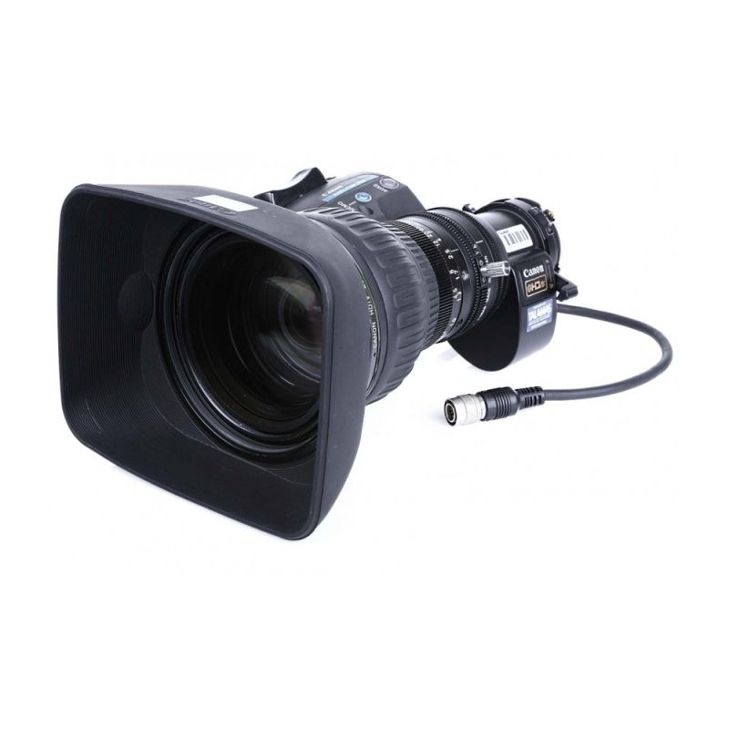 Lente Teleobjetiva Canon HJ22