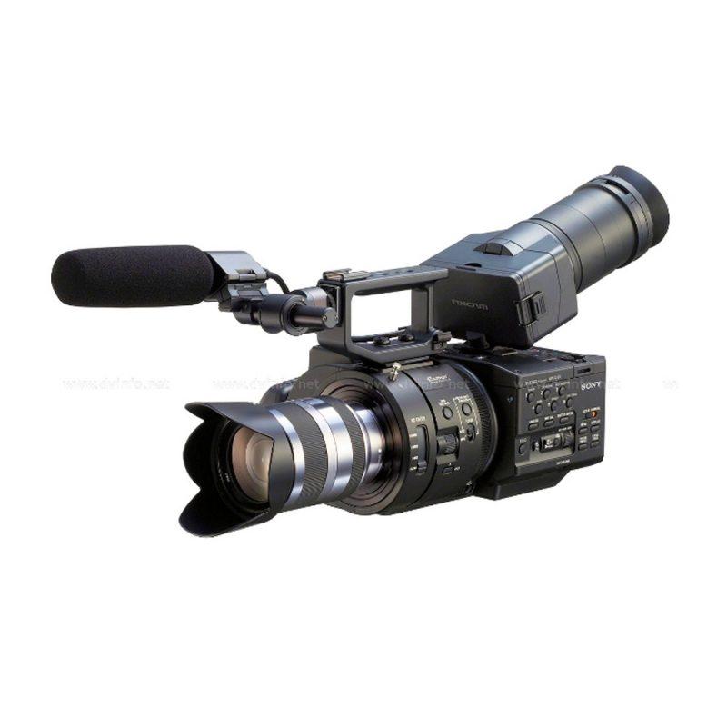 Câmera Sony NEX FS700