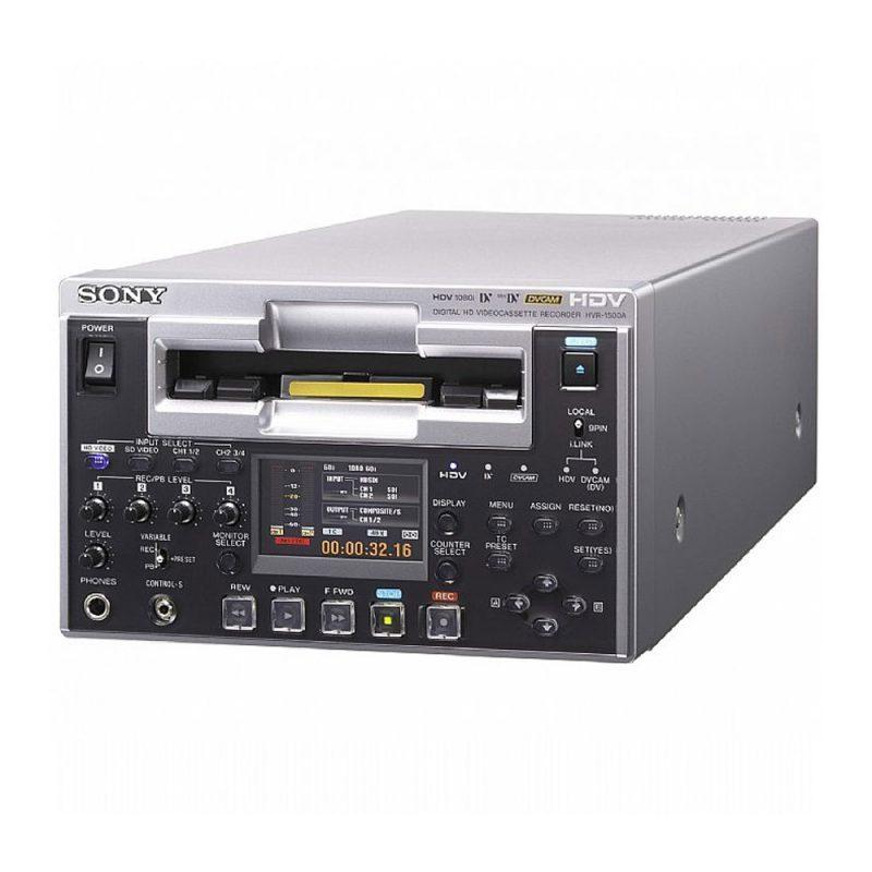 VT Sony HVR-1500A