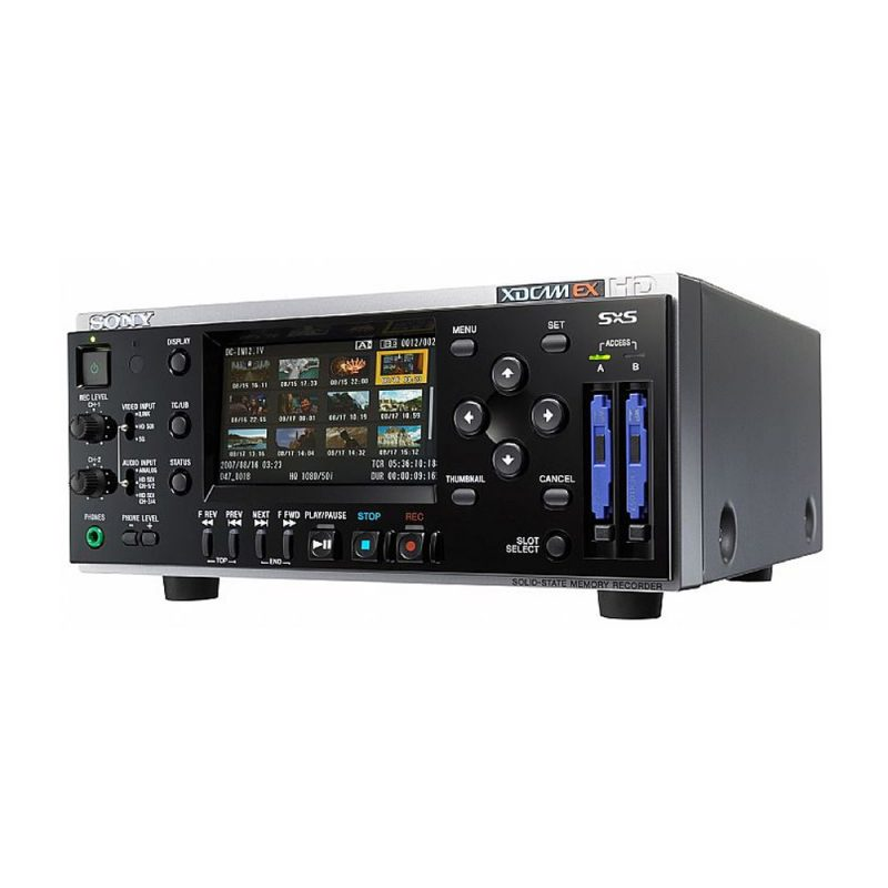 VT Sony PMW-EX30
