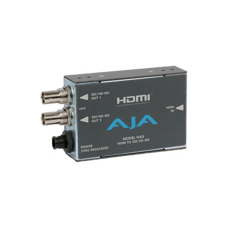 Conversor – AJA Model HA5 HDMI to SDI / HD-SDI