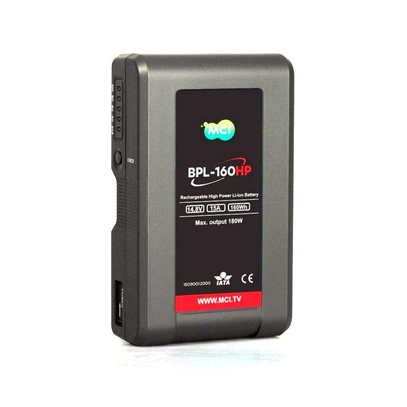 Bateria BPL 160 HP