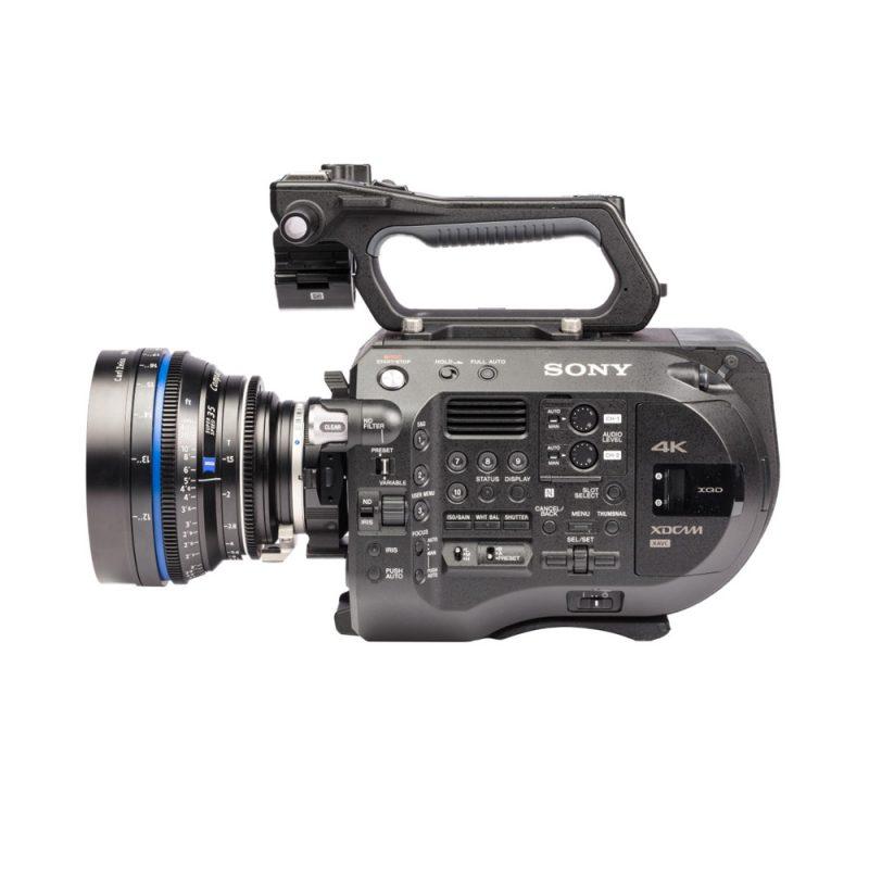 Câmera Sony FS7 MII