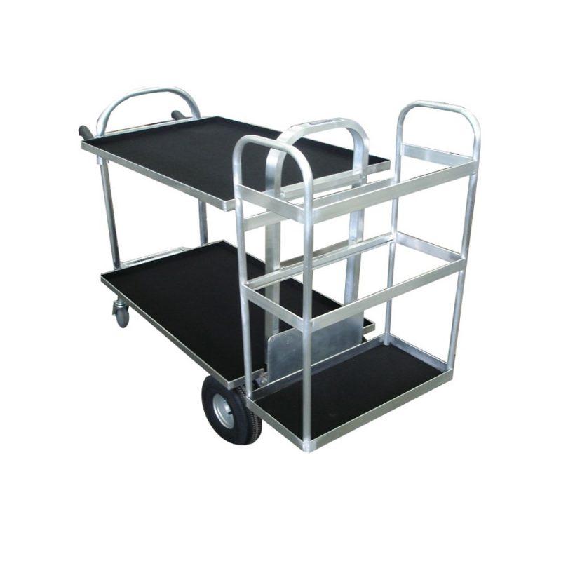 Carrinho para transporte de equipamentos