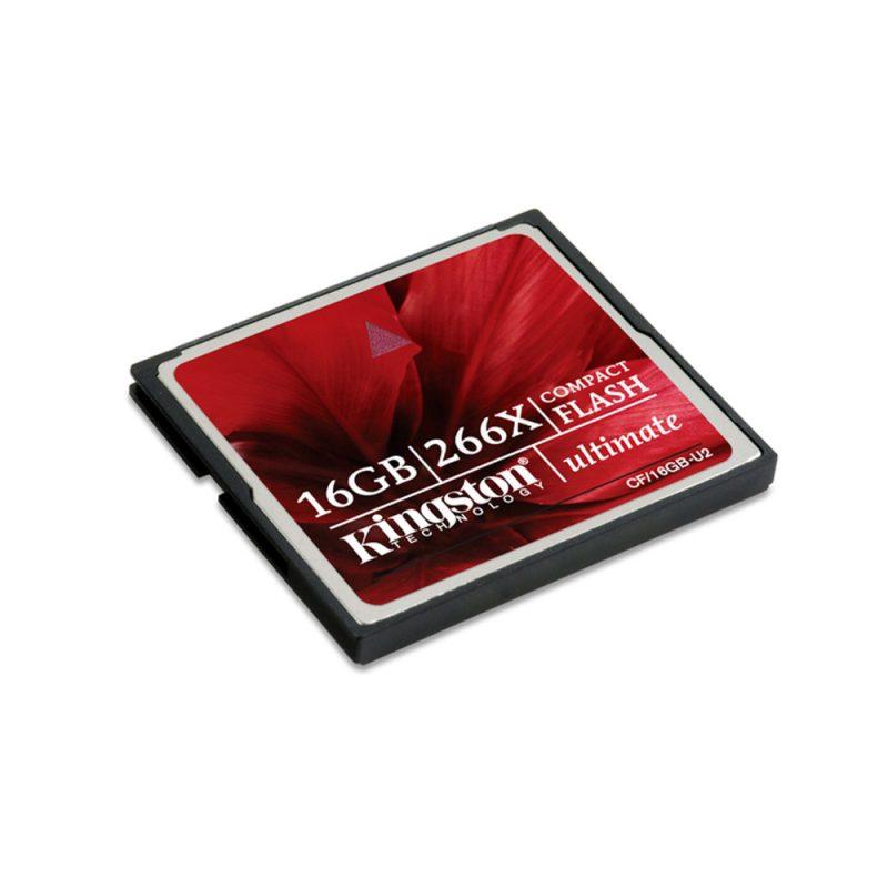 Cartão de Memória Kingston Ultimate 266x 8 e 16GB