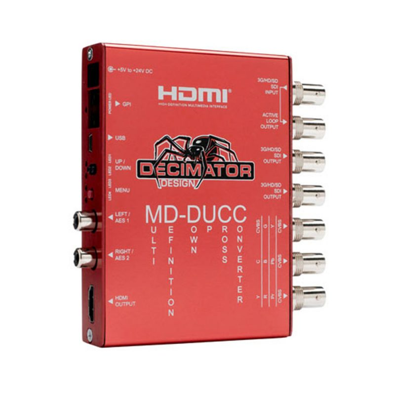 Multiview Decimator MD-DUCC HDMI