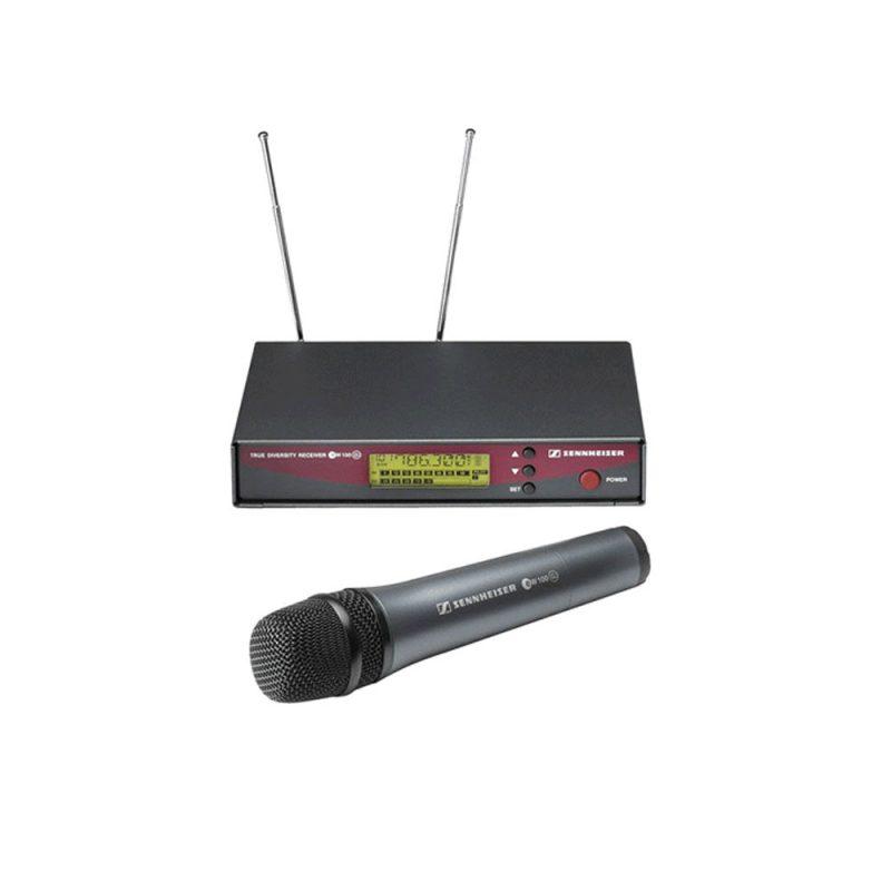 Microfone de Mão sem Fio Sennheiser EW 135-P G2