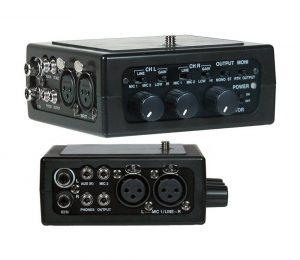 Mixer para DSLR Azden