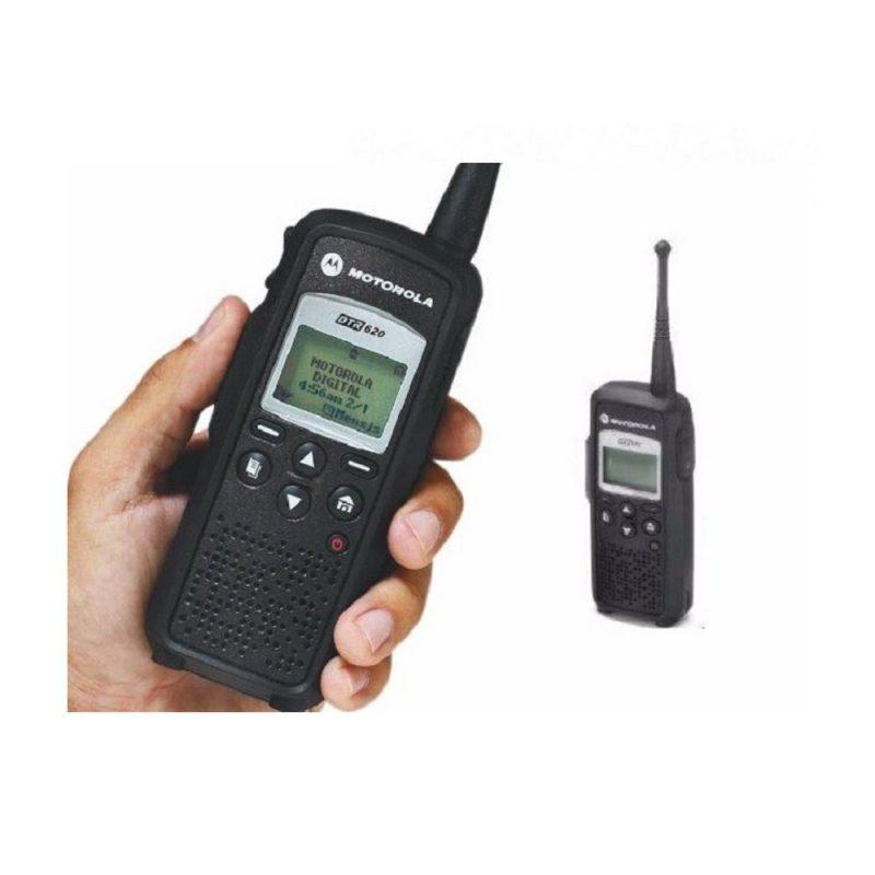 Rádio de Comunicação DTR620 Motorola