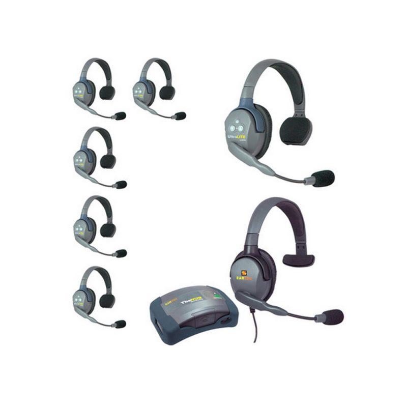 Sistema de Comunicação Sem Fio EarTec
