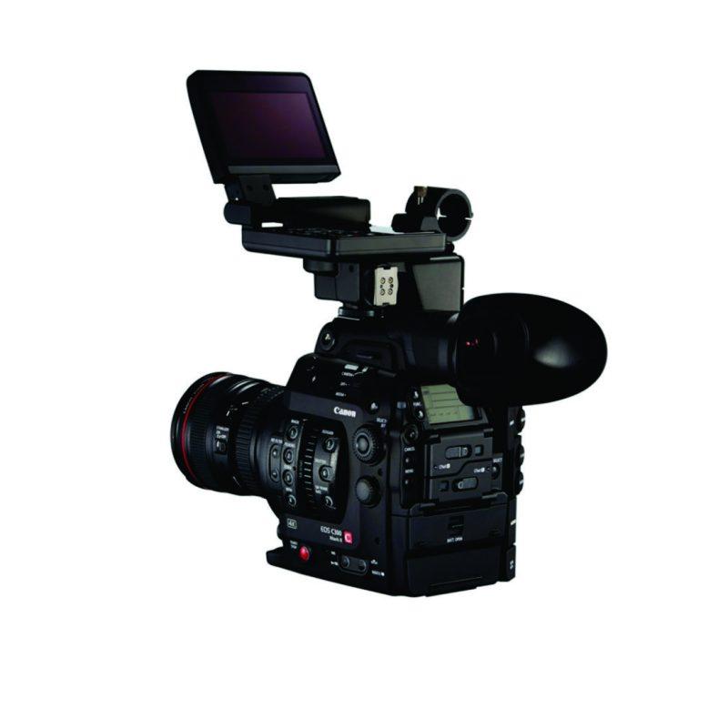 Câmera  EOS C300 Mark II
