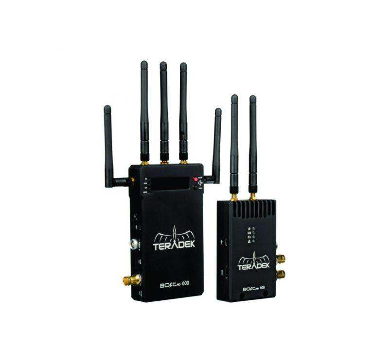 Teradek Bolt Pro 600 Wireless HD-SDI/HDMI Dual Format Video