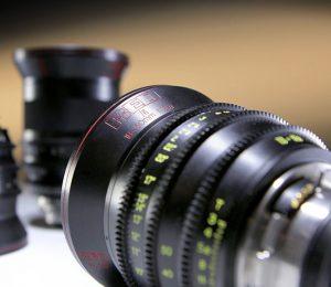 Lente 18-50mm f2.8 RED
