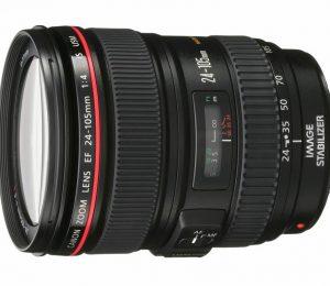 Lente EF 24-105mm f/4L IS USM