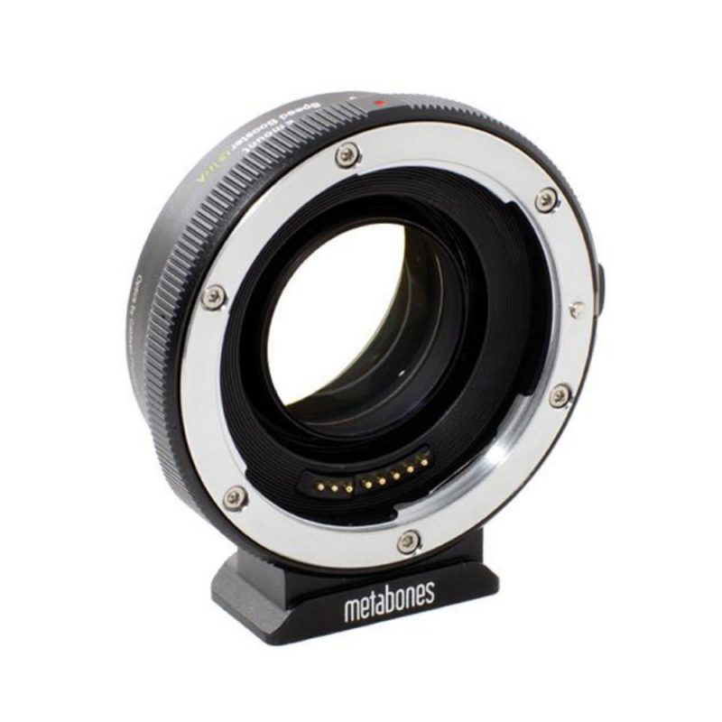 Adaptador Metabones Ultra Speed Booster EF para E-mount