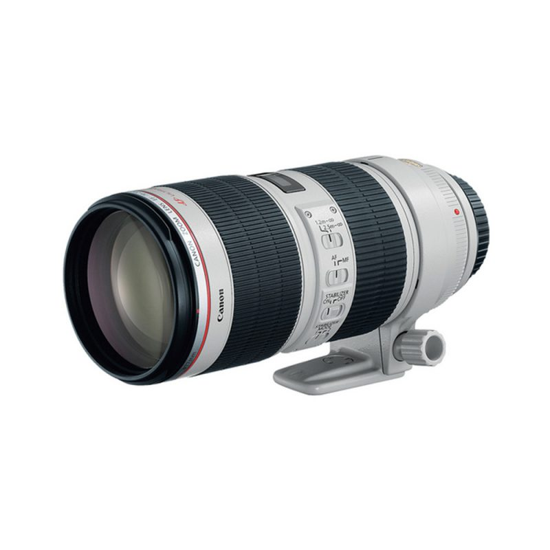 Lente Zoom Telephoto EF 70-200mm f/2.8L IS II USM