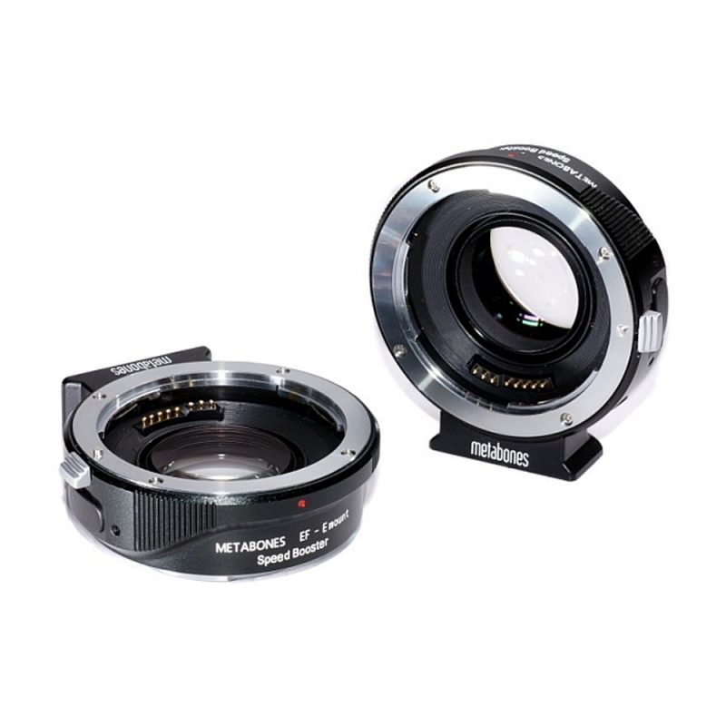 Adaptador de Lente  – Metabones Speed Booster EF-Emount
