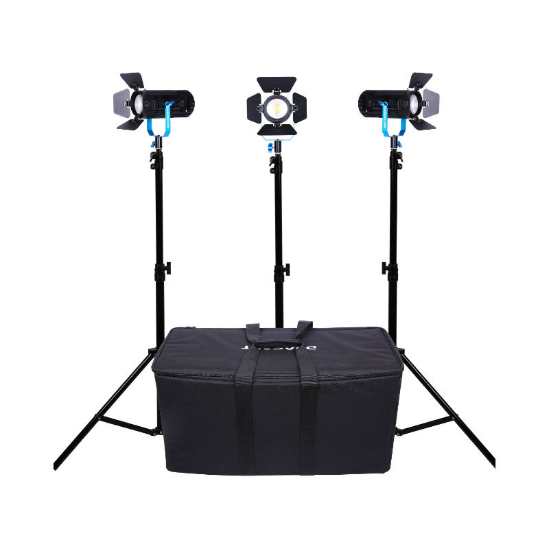 Kit de 3 luzes bicolores LED Boltray 600 Plus