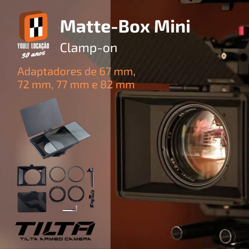 Matte-Box Mini Clamp-on